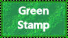 Green Stamp by LA-StockEmotes