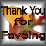 Thank You For Faving
