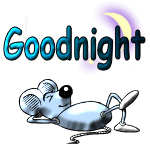 Goodnight Mouse by LA-StockEmotes