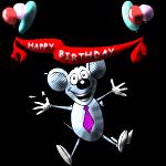 Happy Birthday Mouse by LA-StockEmotes