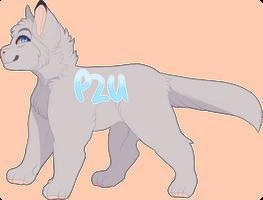 P2U Cat Base by pawplush