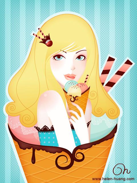 Icecream by CQcat
