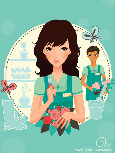 Romance Book Cover Vector : Forget me not book cover by cqcat on deviantart