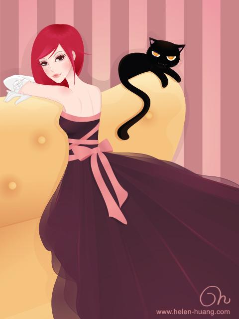 My Spot by CQcat