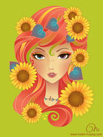Four Seasons Summer by CQcat