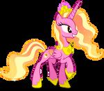 Future Princess Luster Dawn by MlpTmntDisneyKauane