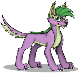 Spike Wolf