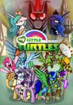 My little Ninja Turtle (Poster)