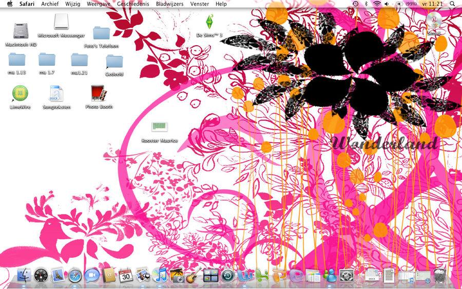 Finally, my new desktop