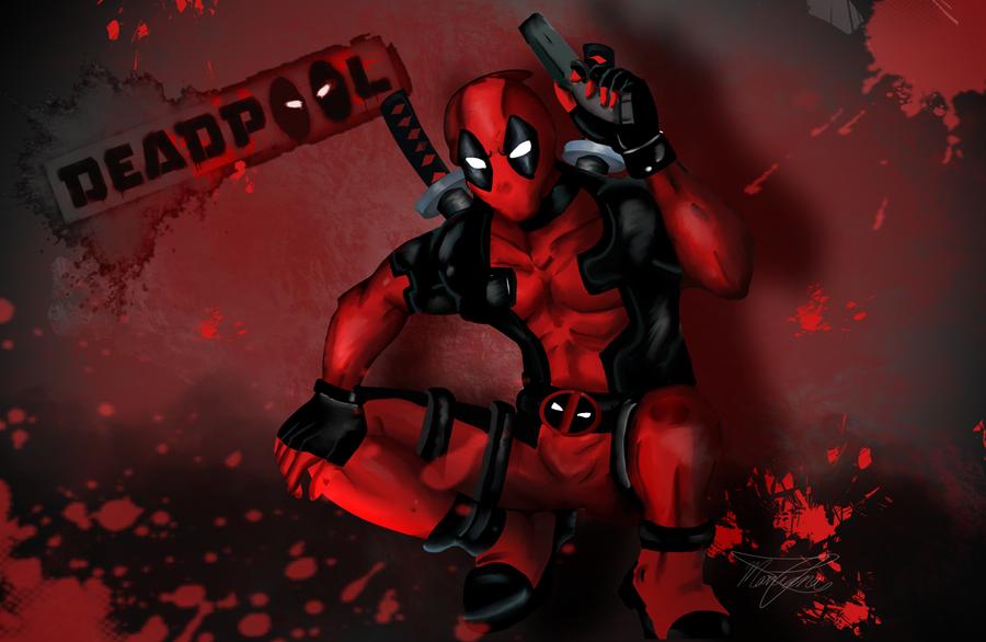 Deadpool by RoCkStarFreak