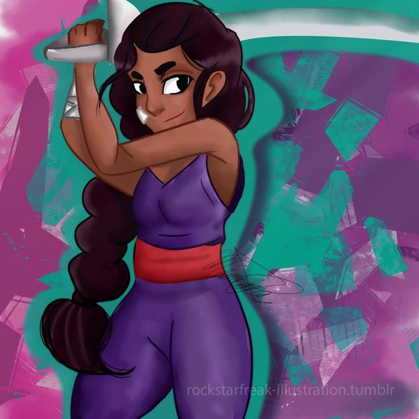 Connie by RoCkStarFreak