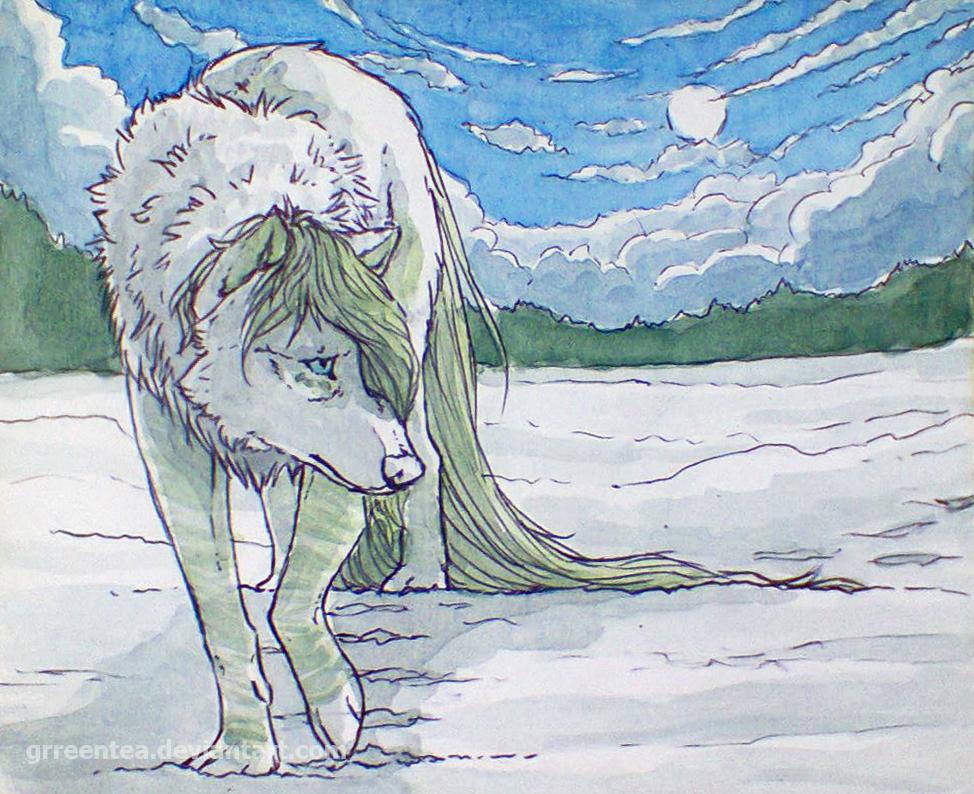 moonlight lullaby by GrreenTea