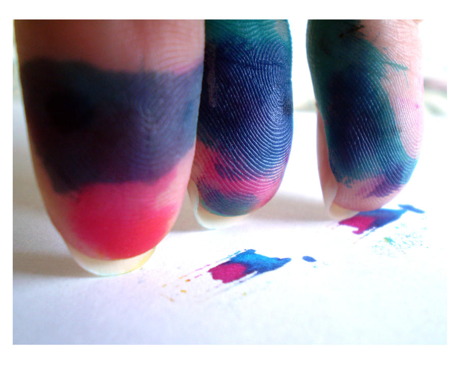 finger print color by thenata