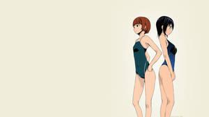 Frogman - Makoto Aida and Haruka Izumi - 02 - 2 by theBakamono