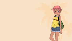 Mudou Eichi - Summer Girl by theBakamono