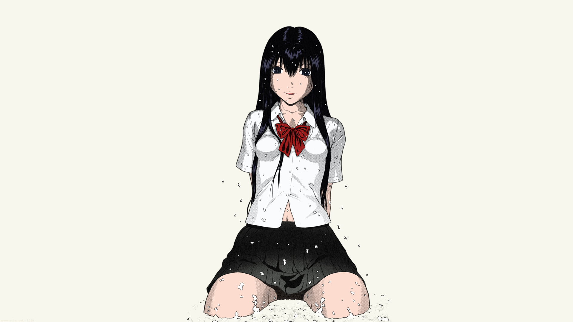 Ibitsu - Madoka Moritaka by Okada Kazuto #5 by theBakamono