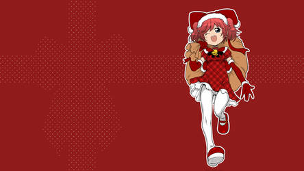 Satsuki Itsuka - Little Santa Girl - X-mas 2020