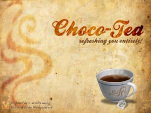 choco tea