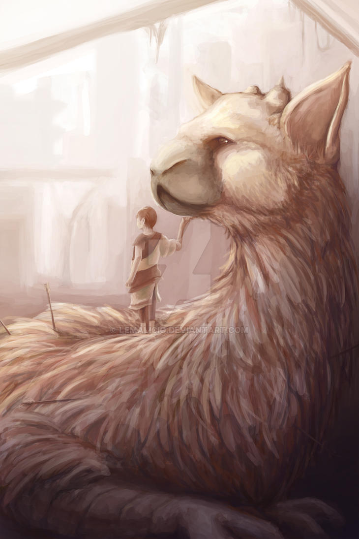 The Last Guardian by lemalicio