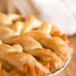 peach pie by ambertincher