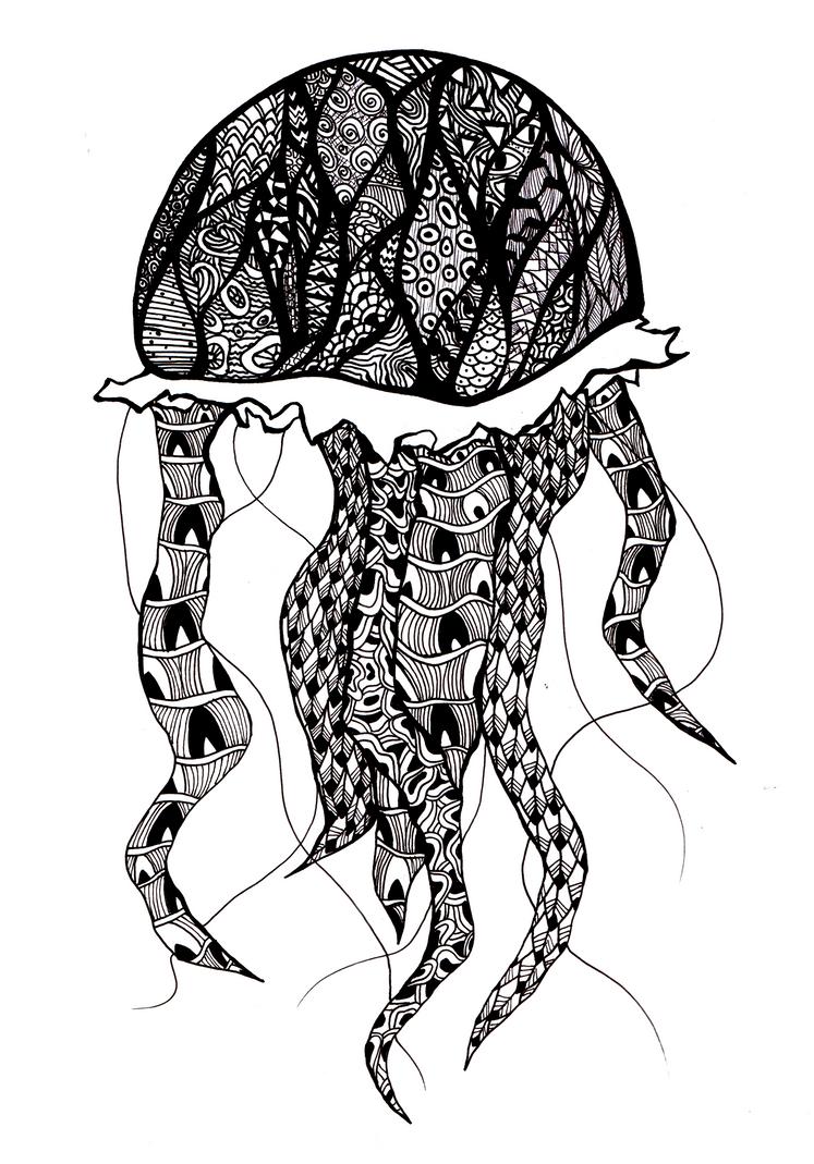 Jellyfish by Lineysquares