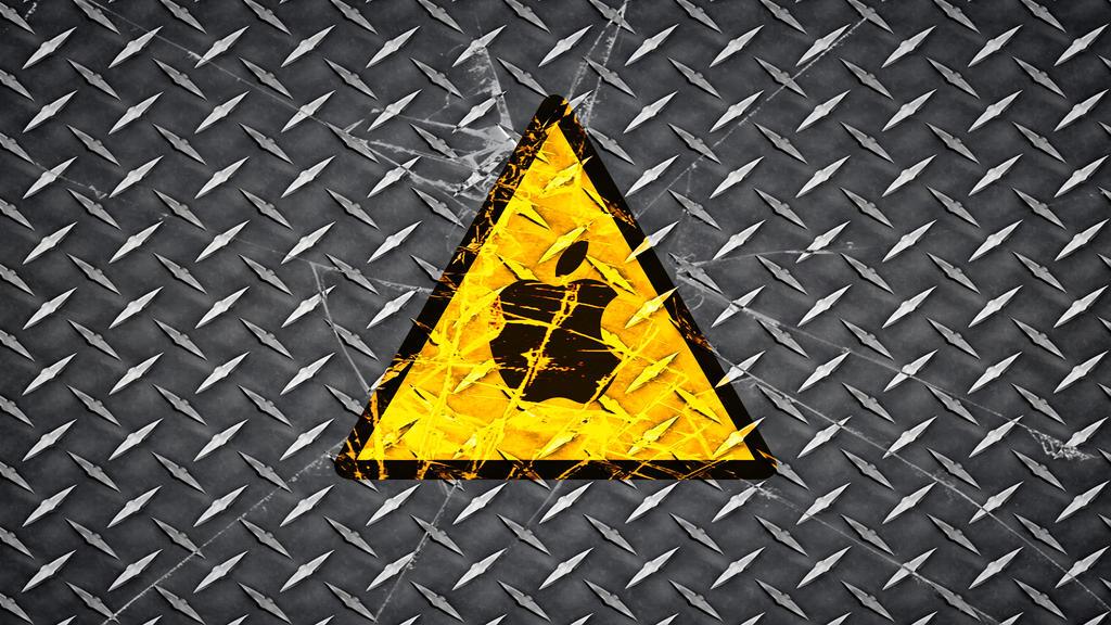 Industrial Mac Background by delboy1066