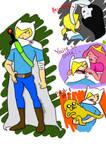 Adventure Time Flies!