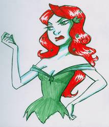 Ivy Angry