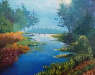 Jozefow landscape