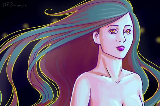 Flowy Hair