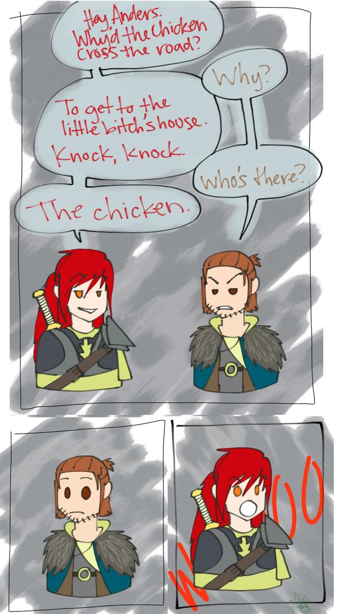 THE CHICKEN by Zanarama