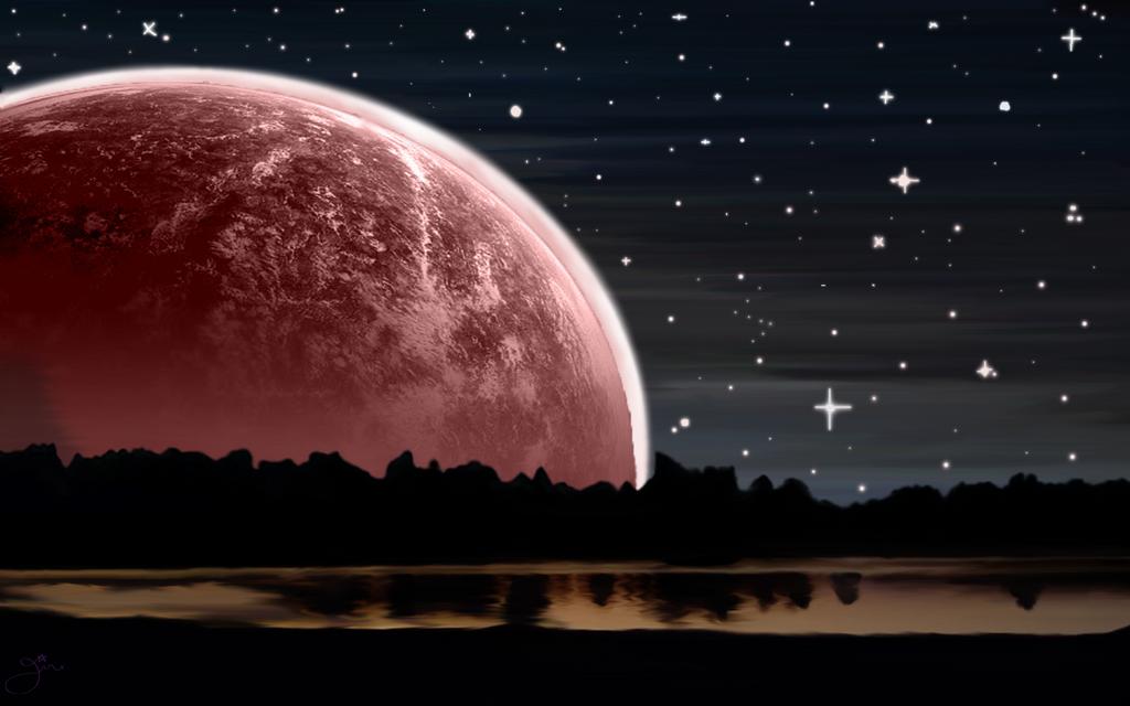 Blood Moon By Jinxmarionette On Deviantart