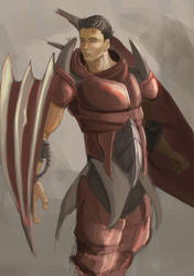 Tibay Armored by Cross-kun