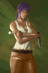 Katarina by Cross-kun