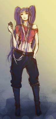 Musa (sketch)
