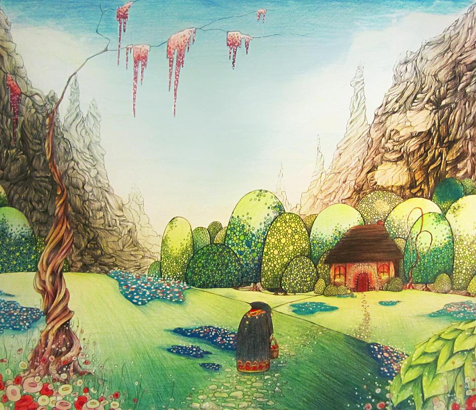 Snow White by memetzger