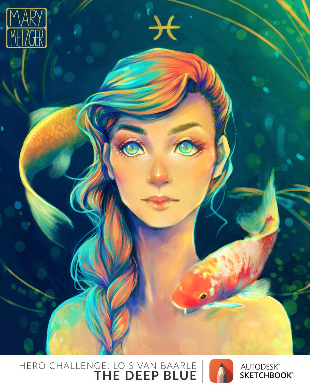 Pisces by memetzger