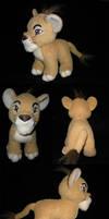 Mufasa Cub Plushie