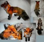 Cedar the Red Fox