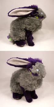 OC Nelty Bunny Plush