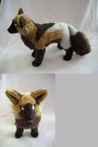 Vox Lupoli Plush by WhittyKitty