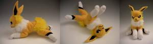 Custom Jolteon Plushie