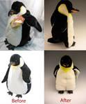 Modified Happy Feet Penguin