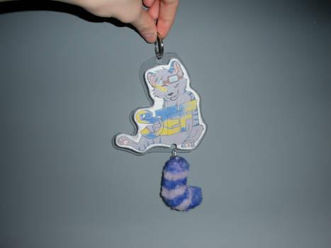 Con Badge - Keychain