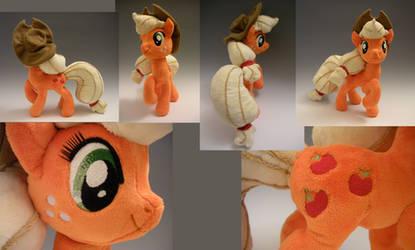 AppleJack Plush by WhittyKitty