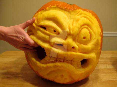 Stretchy Pumpkin
