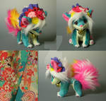 Custom Sparklepup - Kimono