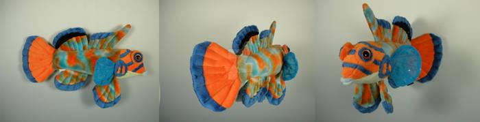 Mandarin Goby Plush