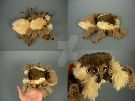 Mini Jumping Spider Plushie