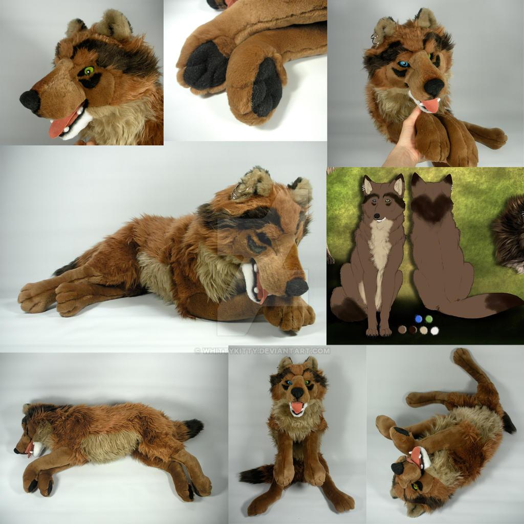 Craft Show Stuffed Animal Crate Display
